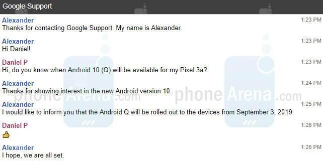 Oto data premiery Android 10 polecane, ciekawostki premiera Androida 10, data premiery Android 10, Android 10  W dniu dzisiejszym jeden z pracowników Google zdradził nam oficjalną datę premiery najnowszego Androida 10. A10 1