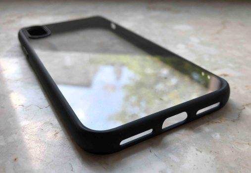 """Etui 3MK Satin Armor Case - nasza recenzja recenzje, akcesoria pokrowiec, iPhone X, bumper, 3mk Satin Armor Case, 3mk  Etui z satynową ramką poprawiającą chwyt"""" - tak zdefiniowany został Satin Armor Case przez producenta. ETUI2 1 507x350"""