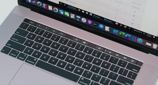 Poznaliśmy wygląd nowego 16-calowego MacBooka Pro polecane, ciekawostki Touch ID, macOS 10.15.1, MacBook Pro 16  MacBook Pro ma się doczekać nowego modelu z 16 - calowym wyświetlaczem. W sieci pojawiło się nawet zdjęcie prezentujące wygląd nadchodzącego laptopa Apple. Macbook 650x350