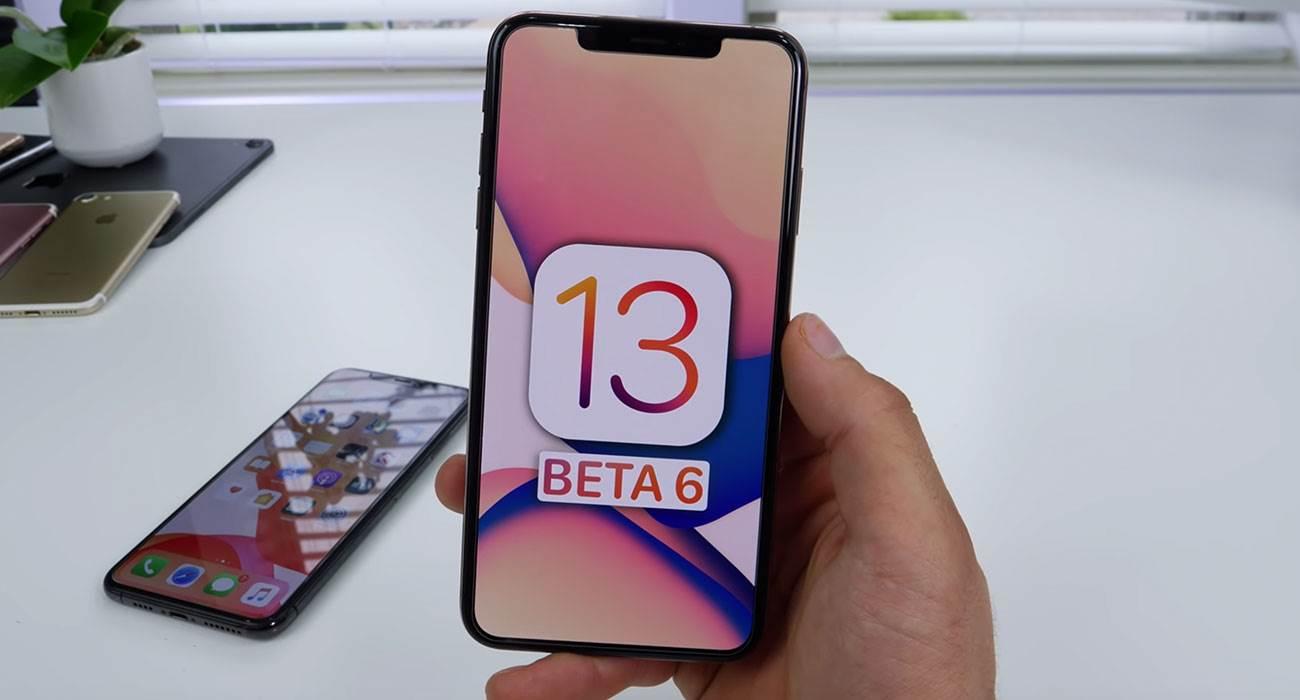 Jak szybka jest szósta beta najnowszego iOS 13? polecane, ciekawostki Wideo, jak szybki jest iOS 13, iOS 13, Apple  Od udostępnienia szóstej bety iOS 13 minął już prawie tydzień, więc czas najwyższy sprawdzić, czy ostatnia beta iOS 13 jest szybsza od finalnej wersji iOS 12.4. iOS13b6