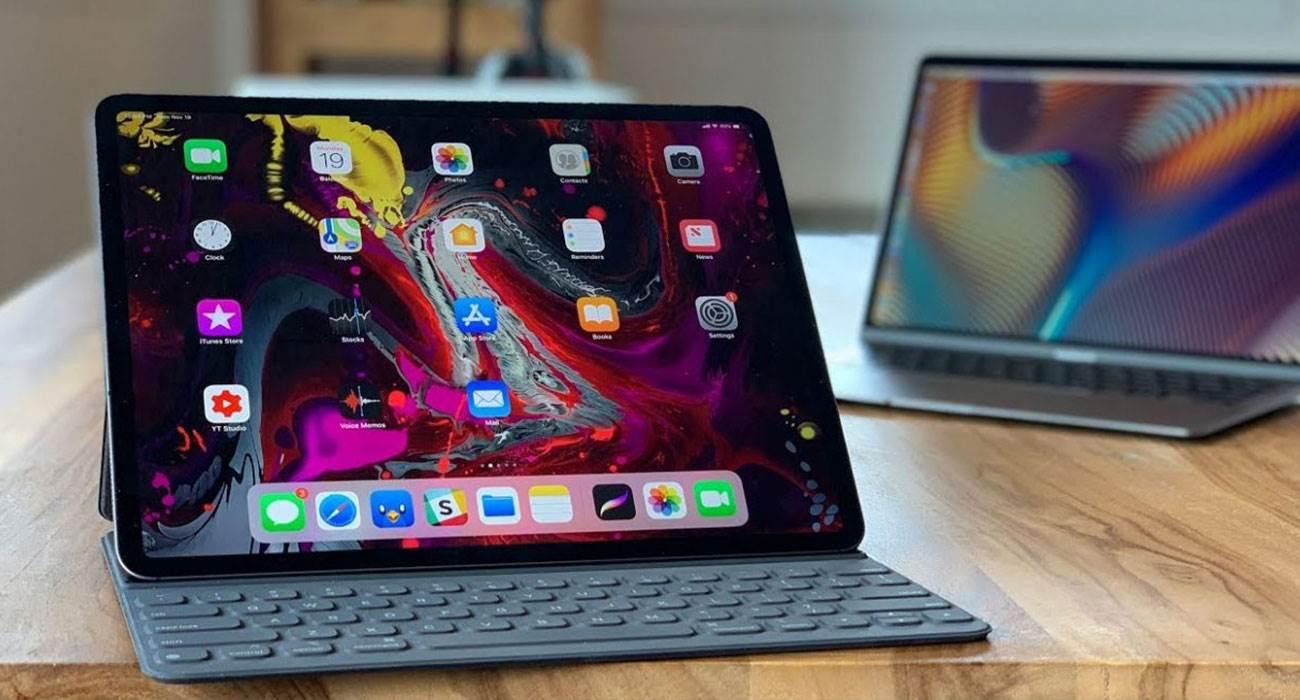 Niektórzy właściciele iPad Pro mają problemy z ekranem [wideo] polecane, ciekawostki Wideo, problem z ekranem, iPad Pro, ekran nie reaguje na dotyk, ekran nie reaguje  Jednym z takich użytkowników jest deweloper Steve Troughton-Smith, który narzeka na ekran iPada Pro na swoim Twitterze. Zobaczcie o co chodzi.  iPadPro