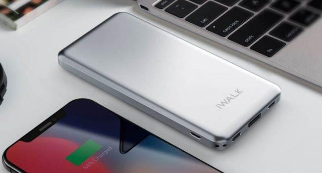 iWalk Chic 10000PD - powerbank, który jest w stanie naładować nie tylko iPhone?a, iPada ale również i MacBooka polecane, ciekawostki, akcesoria ThinkStore, powerbank, iWalk Chic 10000PD, iwalk  W obecnych czasach posiadanie powerbanka to podstawa. Wiele z naszych urządzeń niestety nie jest wstanie wytrzymać jednego pełnego dnia bez doładowywania. Dlatego dziś mamy dla Was nowość od iWalk. iWalk 650x350