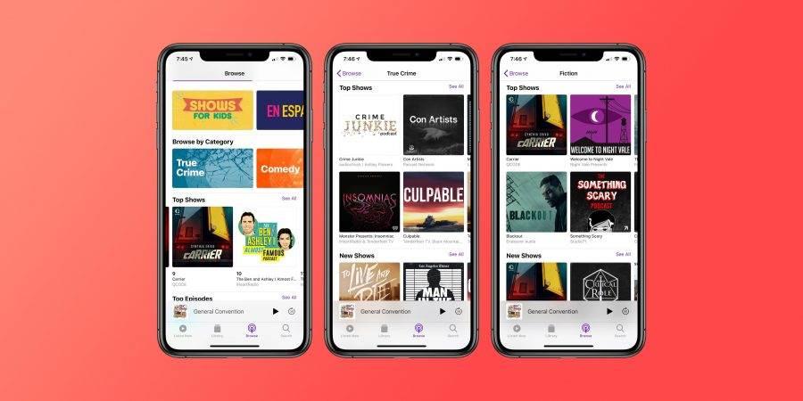 Start płatnych subskrypcji w Apple Podcast opóźniony polecane, ciekawostki subskrypcja, Podcast, płatne subskrypcje Podcast, platna subskrypcja, Apple  Apple powiadomiło twórców podcastów korzystających z platformy Apple Podcasts, że opóźni stary płatnych subskrypcji. Pierwotnie start miał obyć się jeszcze w maju. podcast