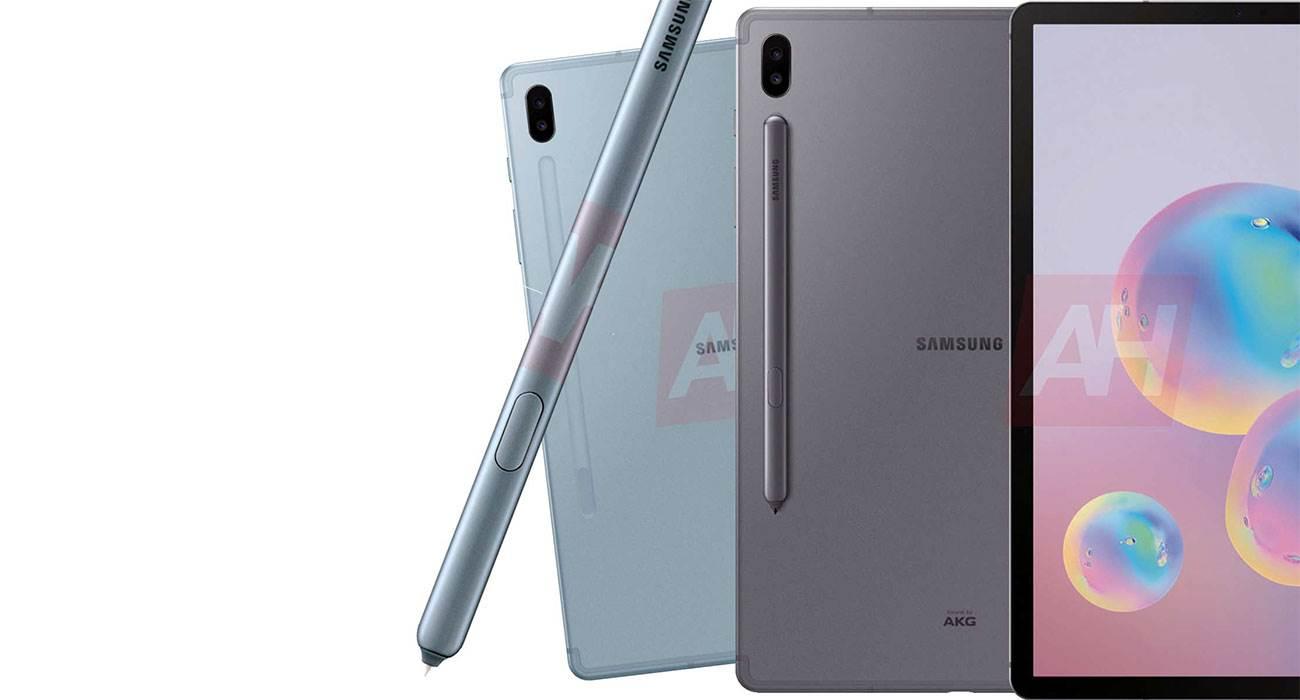 Samsung Galaxy Tab S6 kolejnym urządzeniem z pamięcią UFS 3.0 ciekawostki Samsung Galaxy Tab S6, Samsung   tabs