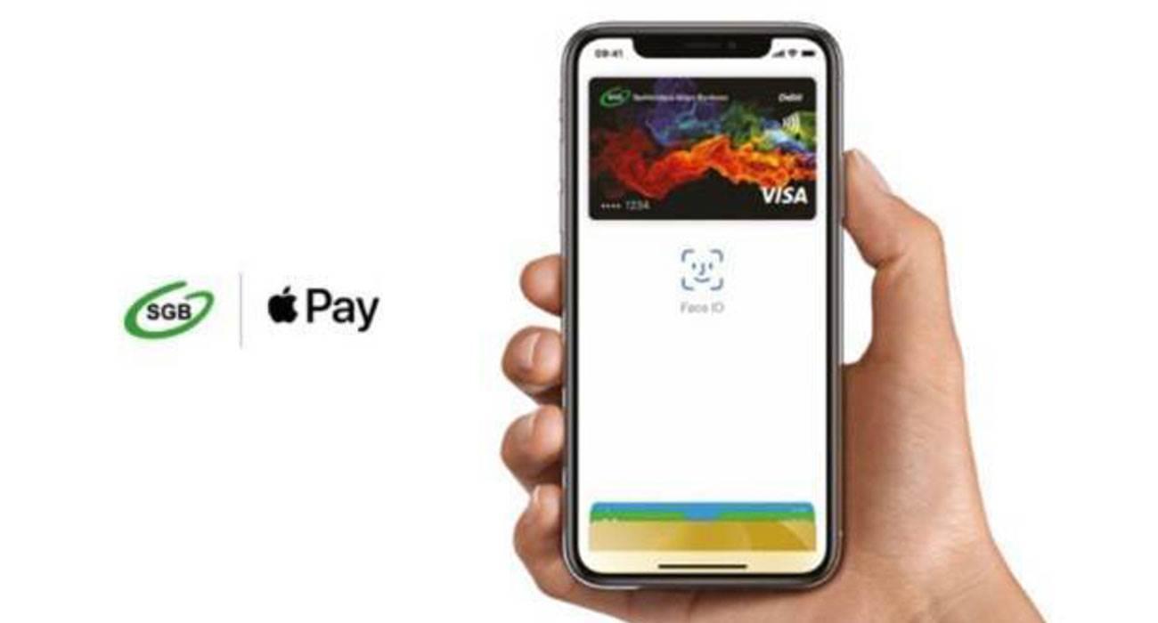 SGB wprowadza Apple Pay polecane, ciekawostki SGB, Apple Pay w SGB, Apple Pay, Apple  Od dziś klienci SGB mogą korzystać z płatności mobilnych Apple, czyli z Apple Pay. Płatności mobilne Apple dostępne są dla klientów 195 Banków Spółdzielczych oraz SGB-Banku SA. ApplePay SGB