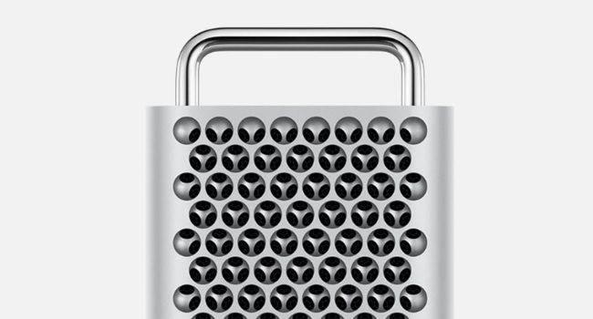 Apple ma w ofercie czarne lub srebrne akcesoria dla Mac Pro ciekawostki Mac Pro, Apple  Apple wprowadzi w tym roku do sprzedaży Maca Pro, a w sieci pojawiły sięzdjęcia akcesoriów dla tego modelu. Okazuje się, że użytkownicy będą mogli wybrać jaki kolor będąchwili kupić. MacPro 650x350