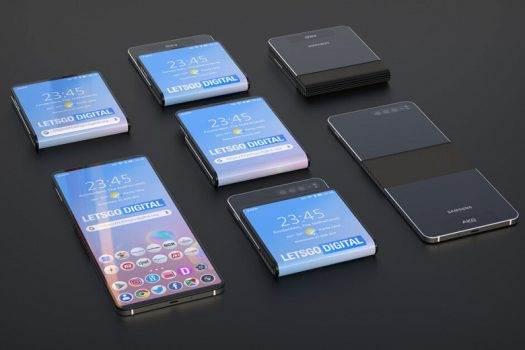 Tańszy i bardziej kompaktowy. Taki ma być najnowszy Samsung Galaxy Fold 2 ciekawostki Samsung Fold 2, Samsung  Samsung zaczął już opracowywać drugi model składanego smartfona z elastycznym ekranem Fold 2. Poinformował o tym Bloomberg, powołując się na źródła bliskie rozwojowi. Samsungs working on a Motorola Razr like foldable phone large 525x350