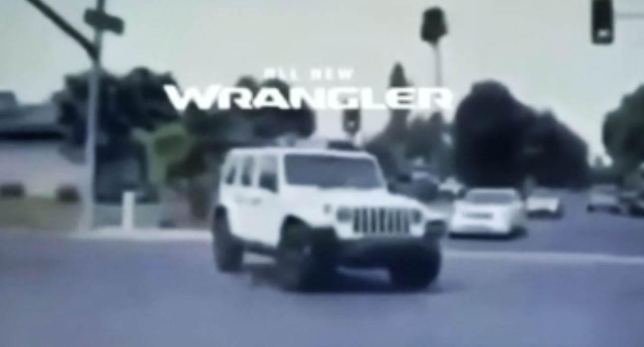 Ta reklama Jeepa Wranglera nigdy nie pojawiła się w telewizji. Czy słusznie? ciekawostki Wideo, reklama, jepp  Kilka dni temu w moje ręce wpadła reklama Jeepa, która zdaniem osoby zamieszczającej ją w sieci nigdy nie pojawiła się w telewizji. Dlaczego? Koniecznie zobaczcie. WRANGLER