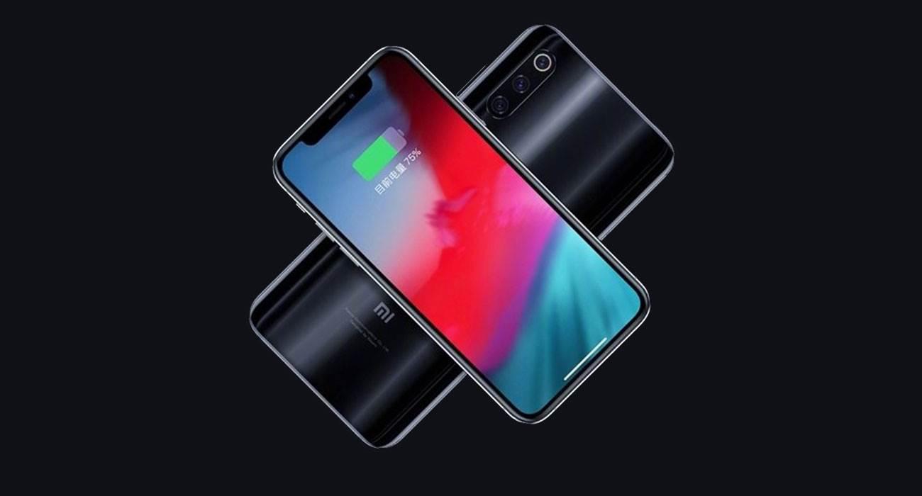 Smartfon Xiaomi 9 Pro 5G może bezprzewodowo naładować iPhone'a XS do 20% w ciągu pół godziny ciekawostki Xiaomi 9 Pro 5G, Xiaomi, Mi Charge Turbo  Smartfon Xiaomi Mi 9S Pro 5G nie został jeszcze oficjalnie zaprezentowany, ale Xiaomi odsłoniło zasłonę tajemnicy podczas swojej konferencji prasowej na temat nowej technologii ładowania bezprzewodowego Mi Charge Turbo. Xiaomi