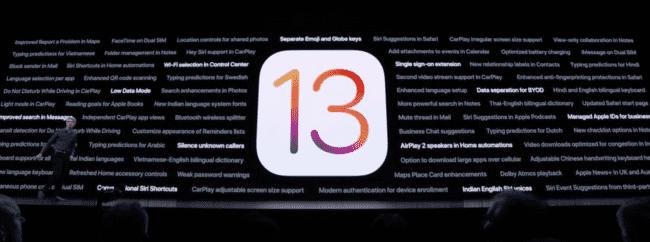 System iOS 13 oficjalnie dostępny! Oto pełna lista zmian i nowości polecane, ciekawostki zmiany, Update, OTA, oficjalna lista zmian w iOS 13, nowości w iOS 13, lista zmian, iPhone, iOS 13, co nowego w iPadOS 13, co nowego w iOS 13, Apple, Aktualizacja  No i stało się. Dokładnie w tym momencie, Apple udostępniło wszystkim użytkownikom finalną wersję iOS 13. Poniżej tradycyjnie mamy dla Was pełną listę zmian i nowości jakie znalazły się w najnowszej wersji iOS. iOS131 650x242
