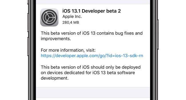 Oto 25 zmian i nowości odnalezionych w iOS 13.1 beta 2 przedstawione na filmie polecane, ciekawostki zmiany, Wideo, iOS 13.1 beta 2, iOS 13.1, Apple  My nie znaleźliśmy nic, ale jednak zmiany są. Jak się okazuje iOS 13.1 beta 2 skrywa w sobie aż 25 zmian względem poprzedniej wersji. Oto one. iOS131b2 650x350