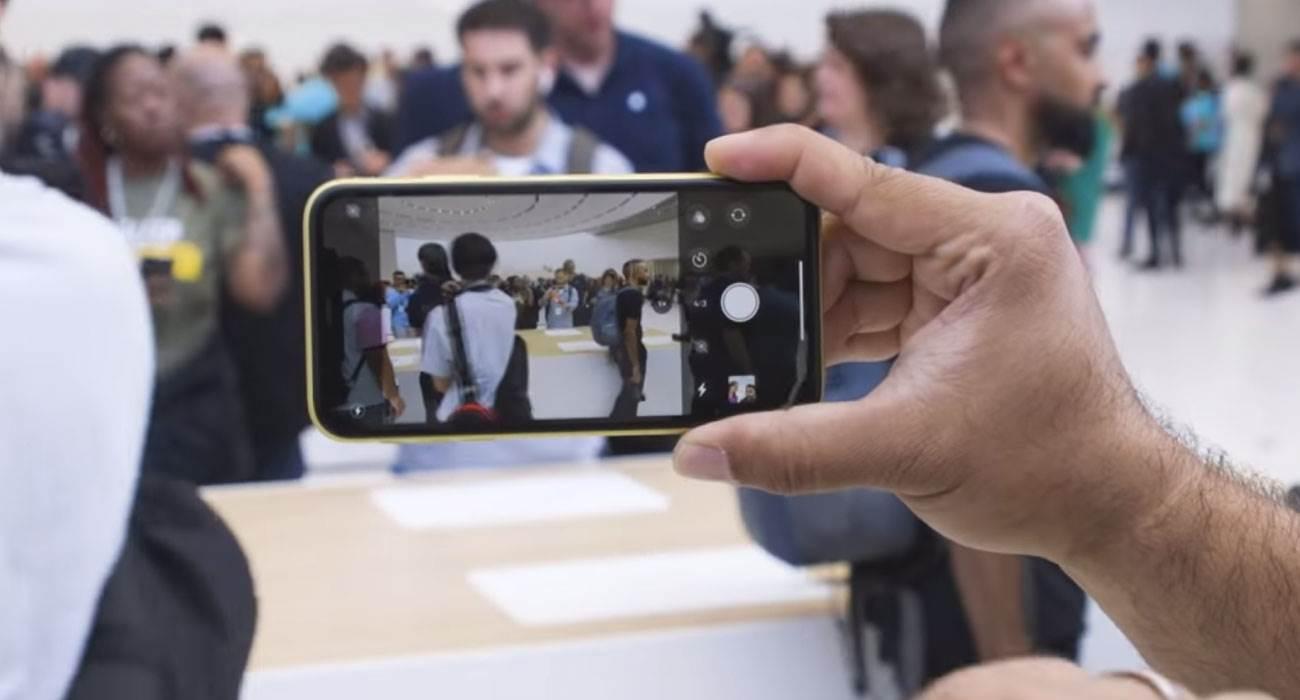 iPhone 11  z bliska polecane, ciekawostki Youtube, Wideo, jak wygląda iPhone 11, iPhone 11 z bliska, iPhone 11 na wideo, iPhone 11 na filmie, iPhone 11, iPhone, Apple  Wczoraj przyglądaliśmy się iPhone 11 Pro i iPhone 11 Pro Max, a dziś zobaczmy jak wygląda z bliska iPhone 11, czyli następca iPhone'a XR. iPhone11 1 2