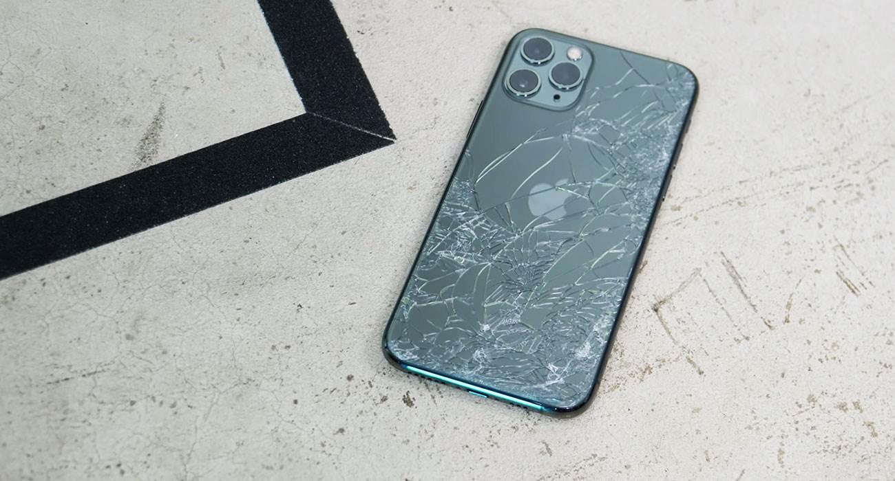 Przeprowadzono pierwsze drop testy iPhone 11 Pro / 11 Pro Max. Wyniki są zaskakujące dobre. Zobaczcie sami polecane, ciekawostki Wideo, test wytrzymałościowy, jak wytrzymały jest iPhone 11 Pro max, jak wytrzymały jest iPhone 11 Pro, jak wytrzymały jest iPhone 11, iPhone 11 Pro Max drop test, iPhone 11 Pro Max, iPhone 11 Pro dorp test, iPhone 11 Pro, iPhone 11 dorp test, drop test  Podczas wrześniowej prezentacji Apple mówiło, że nowy iPhone jest wyposażony w najtrwalsze szkło na świecie. Kilku blogerów przeprowadziło już testy. Oto wyniki. iPhone11 Pro 1