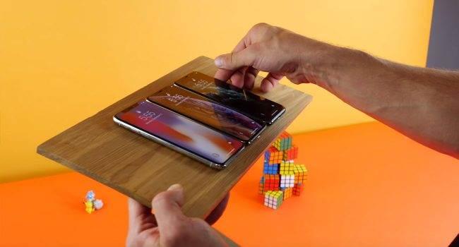 iPhone 11 Pro, iPhone XS, iPhone X - który z nich wypadł najlepiej w teście szybkości? polecane, ciekawostki jak szybki jest iPhone 11 Pro, iPhone 11 Pro, Apple  Podczas prezentacji tegorocznych iPhone, Apple powiedziało, że ?jedenastka? Pro jest o 20% szybsza od zeszłorocznego iPhone XS. Sprawdźmy czy faktycznie tak jest. iPhone11Pro 8 650x350