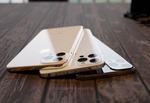 iPhone zaplanowany na przyszły rok będzie trochę podobny do iPhone'a 4 polecane, ciekawostki iPhone 4, iPhone 2020, iPhone 12, iPhone  iPhone od dłuższego czasu wygląda tak samo, ale już w przyszłym roku możemy spodziewać się pierwszych w zmian w jego wyglądzie. iPhone2020 506x350