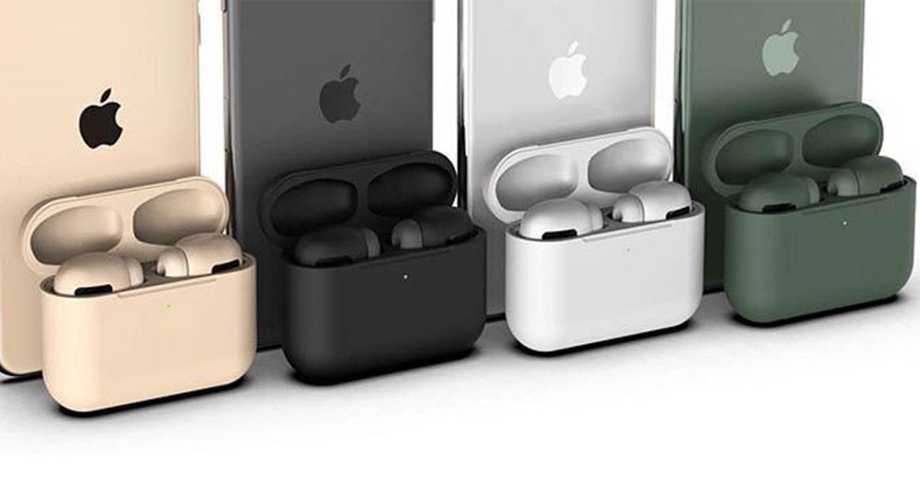 Poznaliśmy cenę i datę premiery słuchawek AirPods Pro polecane, ciekawostki premiera AirPods Pro, cena AirPods Pro, AirPods Pro  Josh Baesal, założyciel Viralation, udostępnił poufne dane dotyczące prezentacji i premiery słuchawek Apple AirPods Pro. AirPodsPro