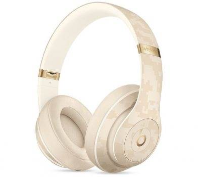 Beats wydało nowe warianty kolorystyczne swoich słuchawek ciekawostki BeatsX, Beats Studio3, Apple  Beats będące w rękach Apple wydało nowe warianty kolorystyczne słuchawek Studio3. Pojawiła siętzw. kolekcja Camo, a kolory to Forest Green i Sand Dune. Beats Camo 392x350