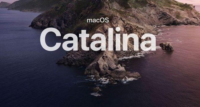 """16-calowy MacBook Pro dostrzeżony w kodzie macOS 10.15.1 Catalina polecane, ciekawostki macOS 10.15.1 Catalina, MacBook Pro, Apple  MacBook Pro może się w tym roku spodziewać nowego SKU. Tym razem miałby to być model z 16 - calowym wyświetlaczem, a pierwsze """"informacje"""" o modelu pojawiły się w macOS 10.15.1 Catalina. Catalina 1 650x350"""