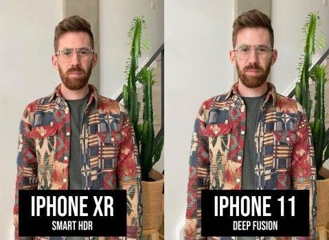 Zobacz jak wyglądają zdjęcia zrobione iPhone 11 z Deep Fusion ciekawostki Zdjęcia, jak wyglądają zdjęcia iPhone 11 z Deep Fusion, iPhone 11, Deep Fusion  Jedną z głównych zmian w udostępnionej kilka godzin temu iOS 13.2 beta 1 jest dodanie funkcji Deep Fusion dla iPhone 11 / iPhone 11 Pro / iPhone 11 Pro Max. DeepFusion 1 479x350