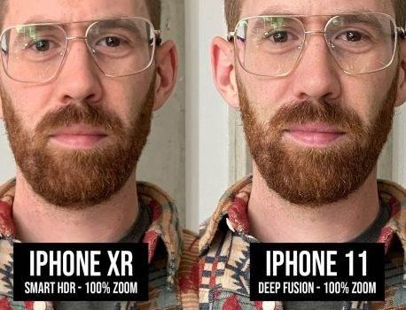 Zobacz jak wyglądają zdjęcia zrobione iPhone 11 z Deep Fusion ciekawostki Zdjęcia, jak wyglądają zdjęcia iPhone 11 z Deep Fusion, iPhone 11, Deep Fusion  Jedną z głównych zmian w udostępnionej kilka godzin temu iOS 13.2 beta 1 jest dodanie funkcji Deep Fusion dla iPhone 11 / iPhone 11 Pro / iPhone 11 Pro Max. DeepFusion 2 458x350