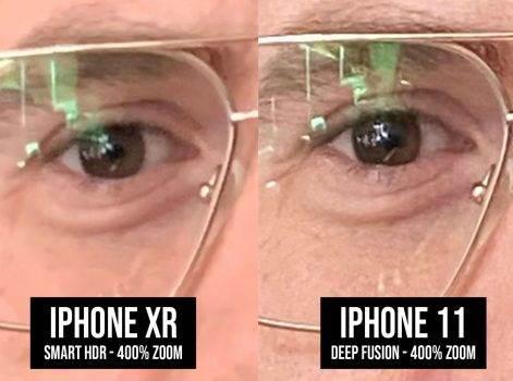 Zobacz jak wyglądają zdjęcia zrobione iPhone 11 z Deep Fusion ciekawostki Zdjęcia, jak wyglądają zdjęcia iPhone 11 z Deep Fusion, iPhone 11, Deep Fusion  Jedną z głównych zmian w udostępnionej kilka godzin temu iOS 13.2 beta 1 jest dodanie funkcji Deep Fusion dla iPhone 11 / iPhone 11 Pro / iPhone 11 Pro Max. DeepFusion 3 471x350