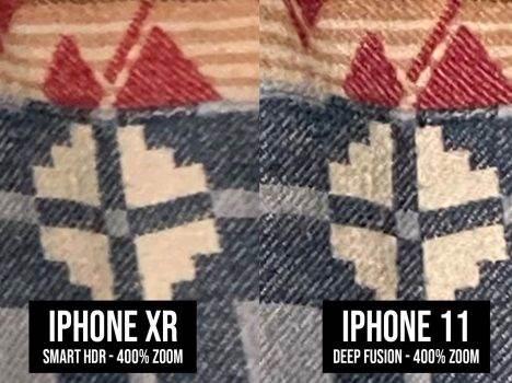 Zobacz jak wyglądają zdjęcia zrobione iPhone 11 z Deep Fusion ciekawostki Zdjęcia, jak wyglądają zdjęcia iPhone 11 z Deep Fusion, iPhone 11, Deep Fusion  Jedną z głównych zmian w udostępnionej kilka godzin temu iOS 13.2 beta 1 jest dodanie funkcji Deep Fusion dla iPhone 11 / iPhone 11 Pro / iPhone 11 Pro Max. DeepFusion 4 468x350