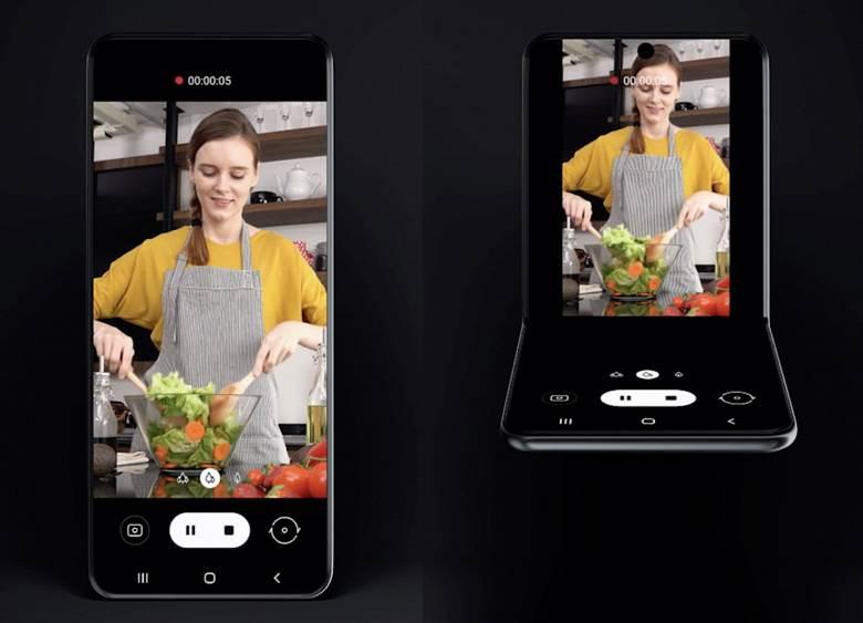 Samsung ujawnił wygląd Galaxy Fold 2? polecane, ciekawostki Wideo, Samsung  Podczas wczorajszej konferencji dla programistów Samsung ujawnił wygląd nowego składanego smartfona z elastycznym ekranem, który bardzo różni się od Galaxy Fold. Fold2 1