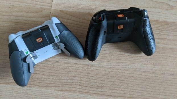 ExtremeRate FlashShot Trigger Stops - recenzja recenzje, polecane, ciekawostki xbox one, Trigger Stop, FlashShot, ExtremeRate  ExtremeRate wpadło na dość interesujący pomysł ze sprzedażą modyfikacji do kontrolerów od PlayStation 4. Tym razem podobna opcja jest dostępna dla kontrolerów od Xboksa One. IMG 20191026 111451 622x350
