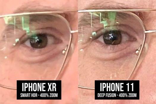 Jak aktywować i korzystać z funkcji Deep Fusion w iPhone polecane, ciekawostki jak wyłączyć Deep Fusion, jak włączyć Deep Fusion w iPhone, Deep Fusion, Apple  Deep Fusion to nowość w iOS 13.2. Jest to funkcja, która automatycznie poprawia zdjęcia za pomocą układu A13 Bionic z Neural Engine obecnym w iPhone'ach 11, iPhone 11 Pro i iPhone 11 Pro Max. deep fusion iphone 525x350
