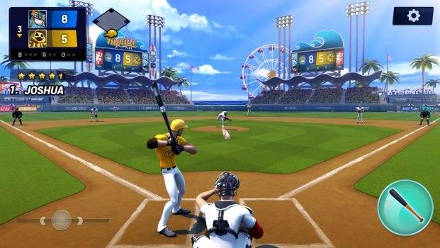 Gameloft wprowadza swoją pierwszą grę do Apple Arcade polecane, ciekawostki gameloft, Ballistic Baseball, apple arcade  Apple Arcade robi się coraz ciekawsze. Gameloft ogłosił, że ich najnowsza gra Ballistic Baseball jest już dostępna w Apple Arcade. gameloft Ballistic Baseball 621x350