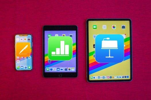 Pakiet iWork uaktualniony ciekawostki Update, lista zmian, iWork, iOS, Aktualizacja  Wczoraj oprócz aktualizacji systemów, Apple wypuściło także aktualizację pakietu iWork, dla iOS i iPadOS. Poniżej tradycyjnie pełna i oficjalna lista zmian. iWork 1 525x350
