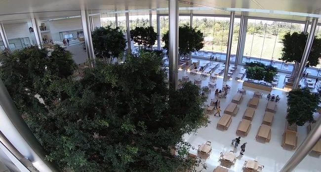 Apple zaprasza do Apple Park polecane, ciekawostki drzwi otwarte, apple park  Mieszkasz w Cupertino i chciałbyś zobaczyć Apple Park nie tylko z zewnątrz, ale również i od środka? Będzie to możliwe już za tydzień. ApplePark 650x350