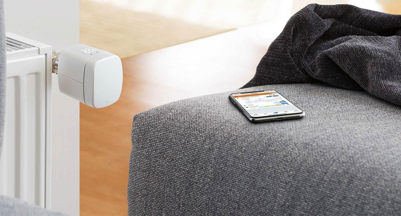 Eve Thermo 3-gen - inteligentna głowica termostatyczna z HomeKit, która zwiększy komfort i wygodę obsługi systemu grzewczego w Twoim domu polecane, ciekawostki homekit, gdzie kupić, Eve Thermo 3-gen, Eve Thermo 3 generacji, Eve Thermo, cena  Szukacie inteligentnej głowicy termostatycznej z obsługą HomeKit? Nie możecie się zdecydować, który model wybrać? Dziś przedstawiamy Wam nowość Eve Thermo 3 generacji. EVE