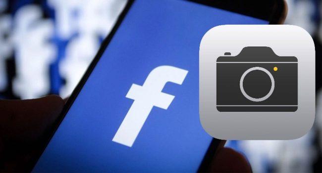 Facebook na iOS potajemnie aktywuje tylną kamerę bez wiedzy i zgody użytkownika polecane, ciekawostki śledzenie, facebook aktywuje aparat na iOS, Facebook, aparat  Użytkownik Joshua Maddux zauważył, że aplikacja Facebook na iOS potajemnie aktywuje tylną kamerę, podczas przeglądania zawartości serwisu. Facebook 650x350