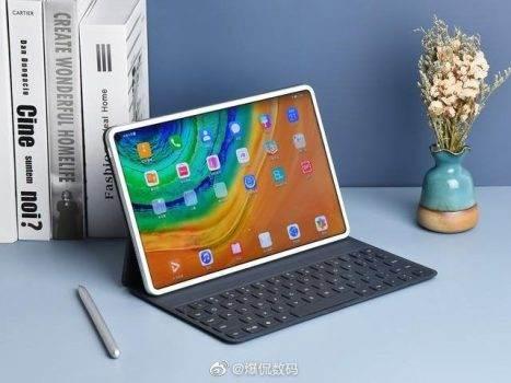 Chiński bloger opublikował recenzję Huawei MatePad Pro na kilka godzin przed oficjalną prezentacją polecane, ciekawostki Specyfikacja, Huawei MatePad Pro, Huawei, cena  Prezentacja Huawei MatePad Pro dopiero wieczorem, a w sieci już pojawiła się pierwsza recenzje najnowszego tabletu łudząco przypominającego iPada Pro.  H1 1 467x350