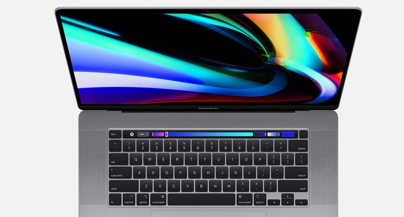 Apple wprowadziło do sprzedaży 16-calowego MacBooka Pro z nową klawiaturą polecane, ciekawostki Specyfikacja, macbook 16-cali, cena, Apple  Plotki zostały potwierdzone. Apple wreszcie wprowadziło do swojej oferty nowego MacBooka Pro, o przekątnej 16 cali. MacBook16