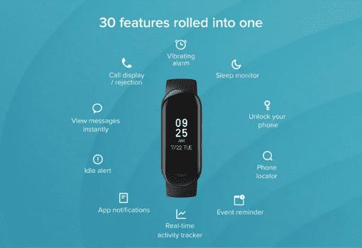 Opaska Xiaomi Mi Band 3i oficjalnie zaprezentowana polecane, ciekawostki Xiaomi Mi Band 3i, opaska Xiaomi Mi Band 3i, ile kosztuje Mi Band 3i, gdzie kupić Xiaomi Mi Band 3i, funkcje  Bransoletka fitness Mi Band 3i jest bardzo podoba do Xiaomi Mi Band 3 , ale pod względem funkcjonalności ma pewne ograniczenia. Jakie? Mi Smart Band 3i features large 510x350