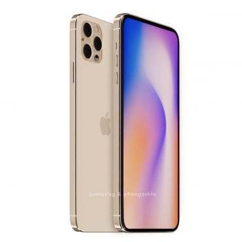 iPhone 12 Pro otrzyma cieńszy wyświetlacz polecane, ciekawostki iPhone 12  Według koreańskiego ETNews w przyszłym roku firma Apple planuje wypuścić iPhone'a 5,4 i 6,7 cala z cieńszymi wyświetlaczami OLED. iPhone12 4 350x350