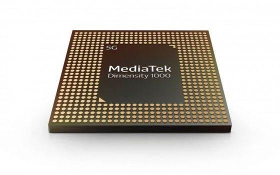 MediaTek w końcu wyda wydajny układ scalony ciekawostki układ scalony, mediatek, Dimensity 1000, 5G  MediaTek zaprezentował dzisiaj nowy układ scalony dla urządzeń mobilnych. Dimensity 1000 powstał w 7nm procesie litograficznym i wspiera 5G. Jednym z pierwszych producentów, którzy go wykorzystają ma być Blackview. media1 560x350