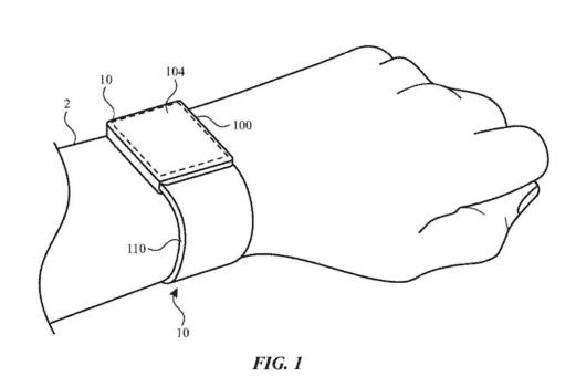 Apple rozpoczęło testy nowego Touch ID polecane, ciekawostki Touch ID, Apple  Apple ostatnio korzystało z Touch ID w 2017 roku, a już w przyszłym roku czytnik linii papilarnych może powrócić. patent 1 521x350