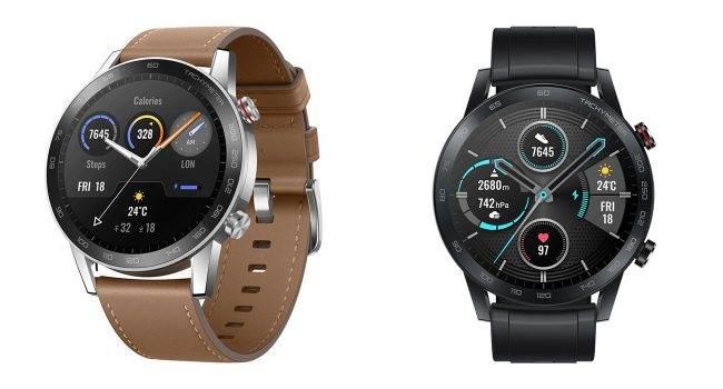 Honor zaprezentował MagicWatch 2 czyli smartwatch, który wytrzyma 14 dni na jednym ładowaniu polecane, ciekawostki Zegarek, SmartWatch, MagicWatch 2, cena  Honor zaprezentował swój nowy wodoodporny smartwatch MagicWatch 2, który działa na jednym ładowaniu do 14 dni. Bateria to nie jedyna zaleta tego urządzenia. zegarek 650x350
