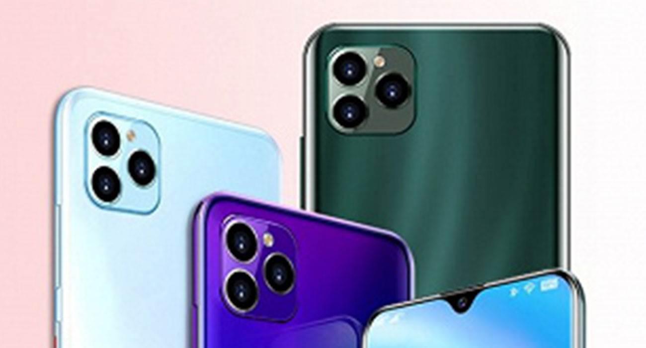 Chiński producent smartfonów Doov skopiował zarówno iPhone 11 Pro, jak i Xiaomi CC9 Pro ciekawostki klon iPhone 11 Pro, Duo X11 Pro, Doov  Chińscy producenci smartfonów często oferują super tanie i dziwne flagowe projekty. Przykładem jest Duovem Duo X11 Pro - w którym to producent bezczelnie skopiował nie tylko nazwę, a także aparat iPhone'a 11 Pro. W plagiacie brał także udział - Xiaomi CC9 Pro. 3