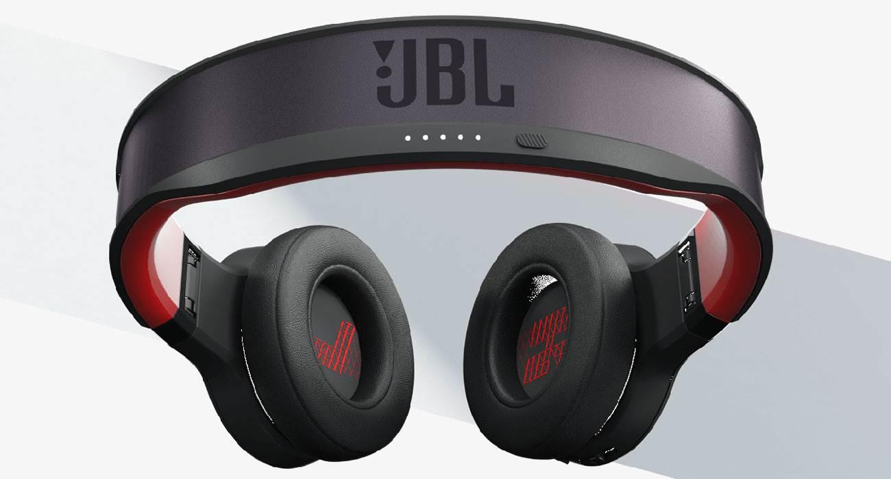JBL zaprezentowało samoładujące się bezprzewodowe słuchawki polecane, ciekawostki słuchawki, JBL Reflect Eternal, JBL  Firma Harman International Industries (należąca do Samsung Electronics) zaprezentowała samoładujące słuchawki bezprzewodowe JBL Reflect Eternal. JBL 2