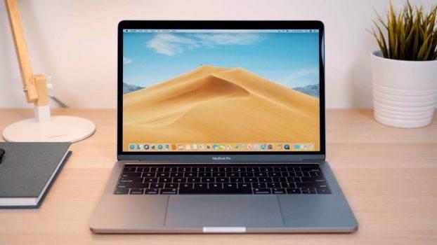 Apple opublikowało dokument, który opisuje, jak rozwiązać problem nagłego wyłączania się 13-calowego MacBooka Pro polecane, ciekawostki MacBook  Według dokumentu problem dotyczy tylko 13-calowego MacBooka Pro z dwoma portami Thunderbolt 3, które zostały wprowadzone w lipcu 2019 roku. Macbook 622x350