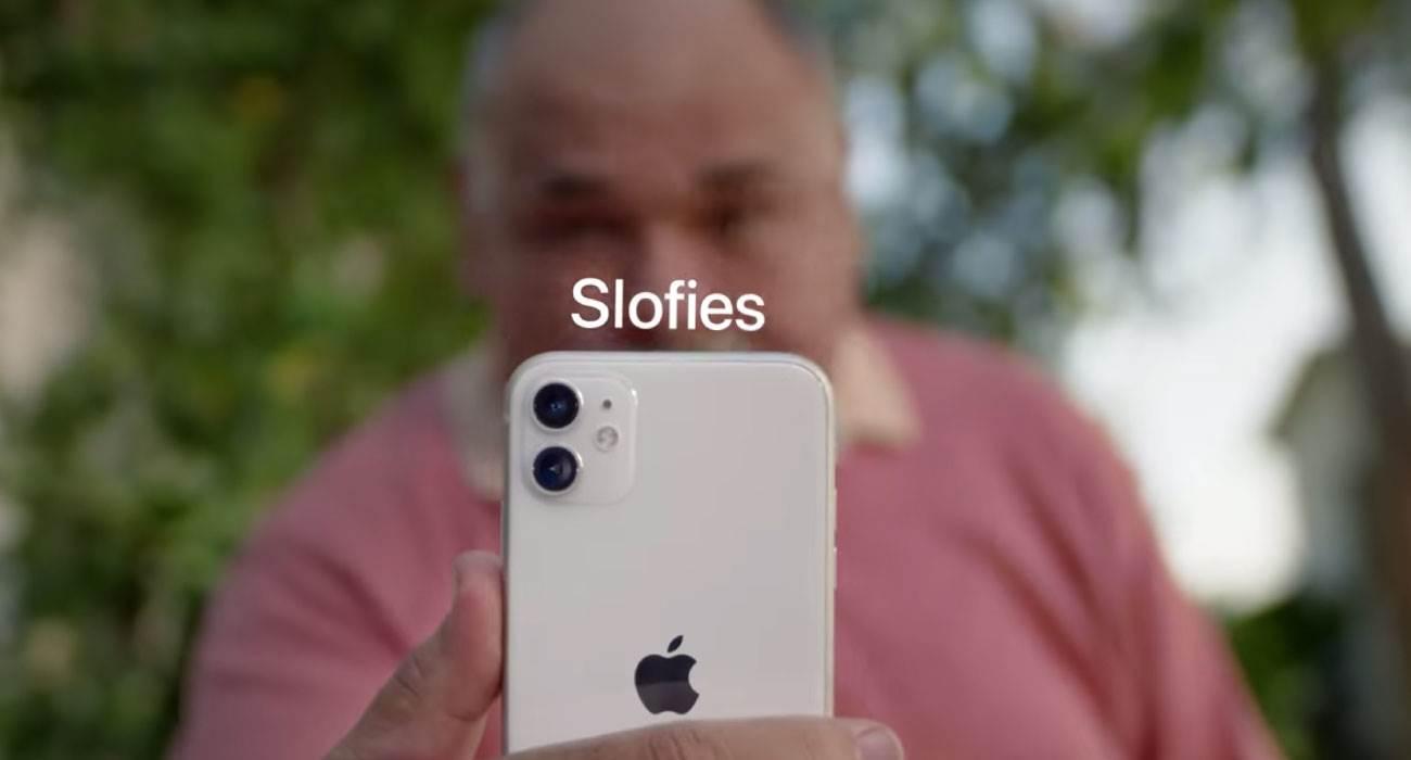 Apple udostępniło cztery filmy promujące nową funkcję Slofie w iPhone 11 polecane, ciekawostki Wideo, Slofies, iPhone 11, Apple  Wczoraj w godzinach wieczornych, Apple udostępniło cztery nowe filmy prezentujące Slofie, czyli funkcje nagrywania wideo w zwolnionym tempie za pomocą przedniej kamery w iPhone 11 / 11 Pro. Slofies