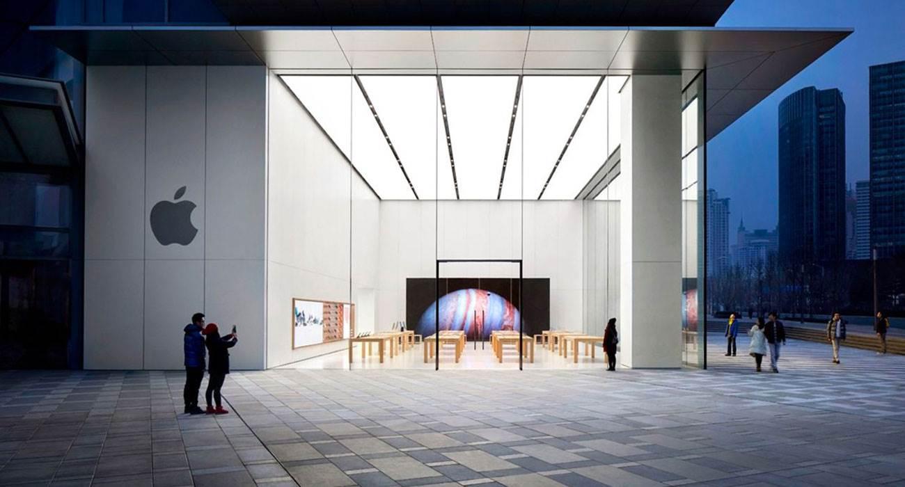 Apple zamyka dwa kolejne sklepy w Chinach polecane, ciekawostki koronawirus, chiny, Apple Store  Dzisiaj, 30 stycznia, Apple poinformowało o zamknięciu dwóch kolejnych sklepów detalicznych w Chinach z powodu epidemii koronawirusa. AppleStore