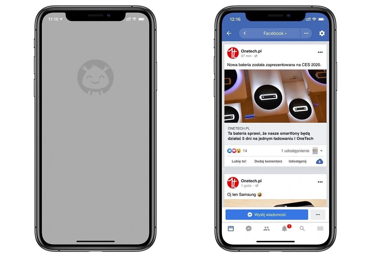 Znudziła Ci się aplikacja Facebook na iOS? Mamy dla Ciebie ciekawą i darmową alternatywę o nazwie Friendly polecane, ciekawostki iOS, Friendly, Facebook, alternatywa dla facebook na iOS  Aplikacja Facebook na iOS jest jaka jest. Jednym się podoba, a przez innych jest znienawidzona chociażby przez to, że drenuje baterię w wielu iUrządzeniach. FB 3