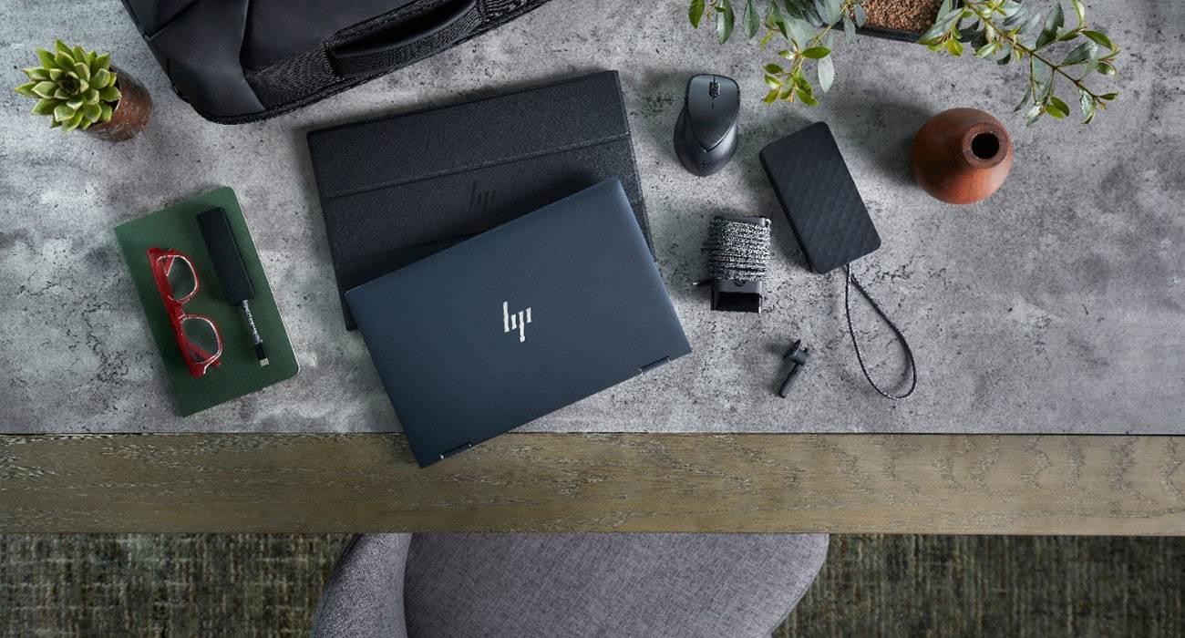 HP przedstawił nową wersję laptopa Elite Dragonfly z obsługą sieci 5G polecane, ciekawostki sieć 5G, laptop z obsługą sieci 5G, Hp, Elite Dragonfly, cena  HP przedstawił na CES 2020 zaktualizowaną wersję laptopa Elite Dragonfly. Nowy model otrzymał obsługę sieci 5G. Laptop HP