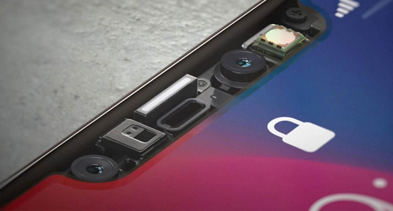 iPhone 12 wreszcie z nową kamerą TrueDepth, która nie zmieniła się od czasu iPhone'a X polecane, ciekawostki   Face ID po raz pierwszy pojawił się na iPhone X w 2017 roku. Od trzech lat czujnik się nie zmienił, chociaż w nowym iPhonie 11 / 11 Pro funkcja Face ID działa znacznie szybciej, dzięki iOS 13. iPhone12