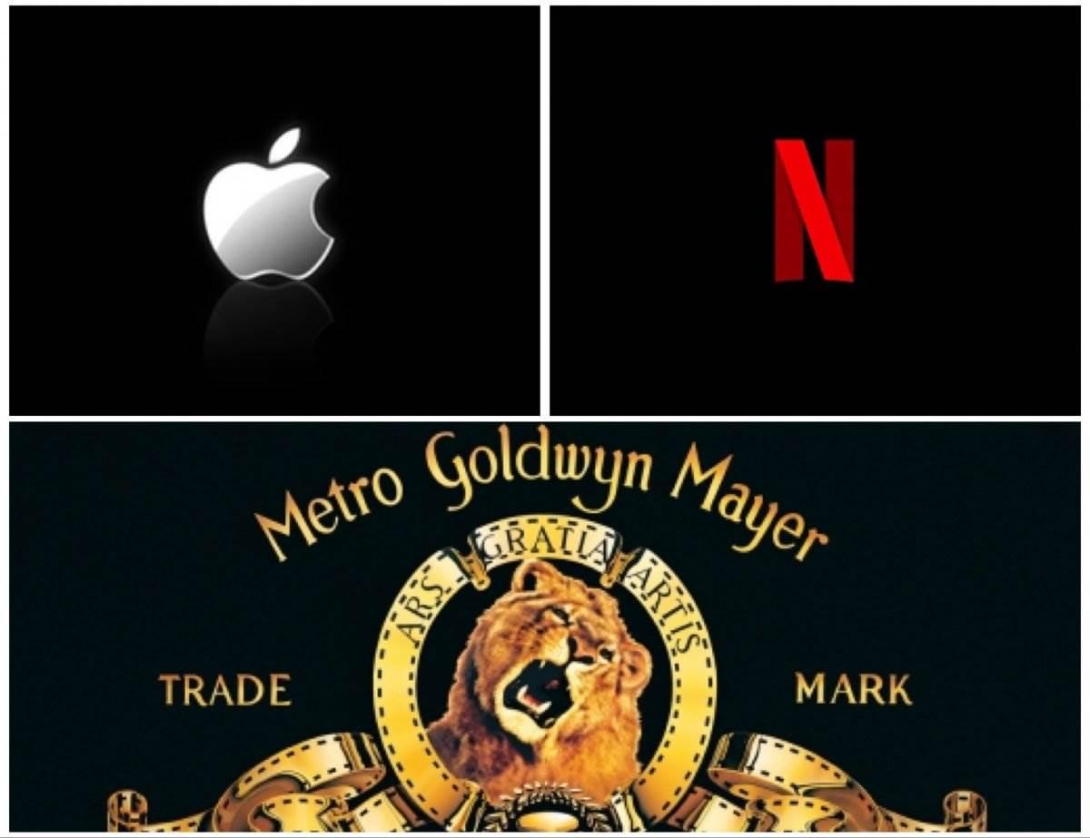 Firmy Apple i Netflix zainteresowane kupnem  Metro Goldwyn Mayer. Kto zdobędzie James'a Bonda? ciekawostki Netflix, Metro-Goldwyn-Mayer, Apple  CNBC informuje, że Metro-Goldwyn-Mayer przeprowadziło wstępne negocjacje z Apple, Netflix i innymi dużymi firmami, aby ocenić ich zainteresowanie możliwym kupnem wytwórni filmowej z siedzibą w Beverly Hills w stanie Kalifornia. netflix